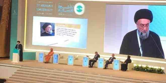 لقاء الأخوة الإنسانية - السيد علي الأمين - وثيقة الاخوة الانسانية - أبو ظبي - البابا فرنسيس - شيخ الازهر