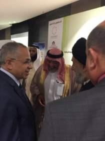 السيد علي الأمين - المؤتمر الدولي الزكاة والتنية الشاملة - مملكة البحرين (94) (Phone)