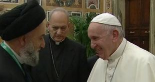 Pope Francis - Sayyed Ali Al Amin
