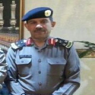العميد خالد بن غازي الأنصاري مدير مركز شرطة الحرم المكي