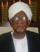 الدكتور الصديق محمد الأمين الضرير المحسي الخزرجي السودان