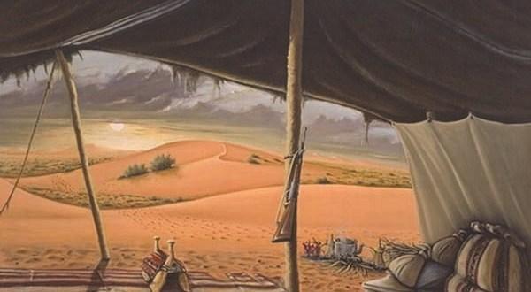 الصحابية الجليلة الطبيبة رفيدة بنت سعد الانصارية رضي الله عنها  صاحبة الخيمة الطبية الاولى في التاريخ