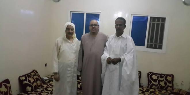 اختتام زيارة موريتانيا ورسالة شكر وعرفان