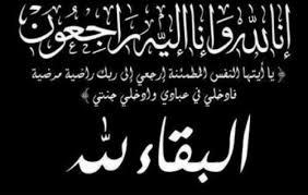 الاستاذ محمد محمود سالمان ابن نجم الدين الانصاري في ذمة الله تعالى