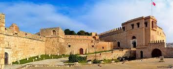 قلعة بوجابر بقرية الأنصاريين بتونس الخضراء