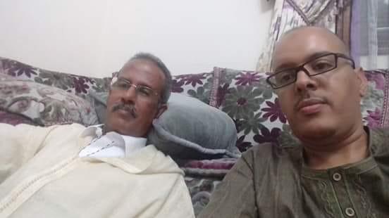 الدكتور ناجى محمد الإمام التاقاطي الانصاري يخضع للعلاج بمستشفى الشيخ زايد بالرباط