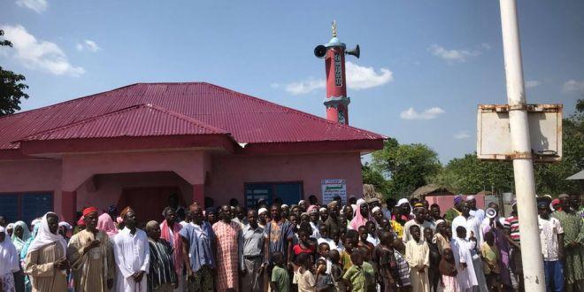 جمعية الأنصار الخيرية بدولة غانا ( العضو المؤسس لمنظمة ADHA )