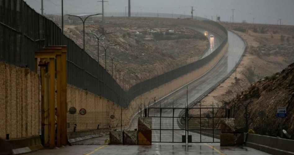 نئی شاہراہ کا اسرائیلی افتتاح، غرب اردن کو تقسیم کرنے کی ایک نئی سازش