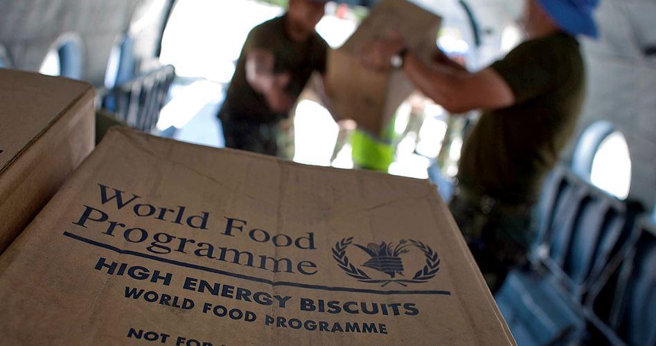 عالمی ادارہ خوراک نے ایک لاکھ 87 ہزار فلسطینیوں کی امداد کم کر دی