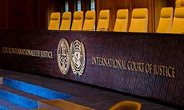 بھارت عالمی عدالت میں اپنے حاضر سروس کمانڈر اور جاسوس کلبھوشن یادیو کے حوالے سے پاکستانی سوالوں کے جواب دینے میں ناکام ہوگیا
