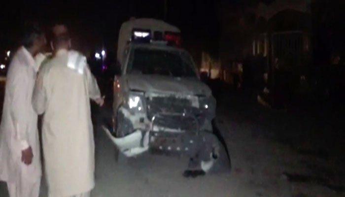 کوئٹہ میں یکے بعد دیگرے دو دھماکےریسکیو اہل کار جان بحق نجی ٹی وی چینل کے رپورٹر اور کیمرہ مین سمیت 12 افراد زخمی
