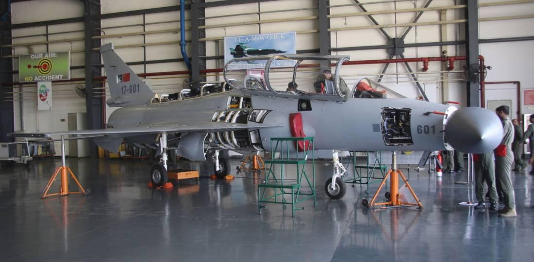 جے ایف 17 کی اوور ہالنگ فضائیہ کی بڑی کامیابی ہے: مجاہد انور