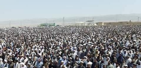 مولانا حنیف شہید کی شہادت سے قوم ایک مخلص اور نڈر رہنماء سے محروم ہو گئی امیرآل جموں کشمیر جے یو آئی