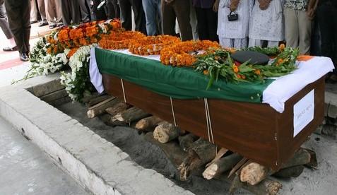 مقبوضہ جموں کشمیر راجوری میں کرنٹ لگنے سے ایک بھارتی دہشت گرد فوجی جہنم واصل