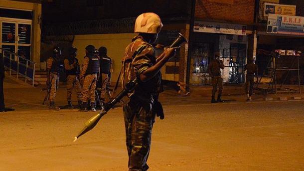 برکینا فاسو:مسلح حملے میں 5 فوجیوں سمیت 10 افراد ہلاک