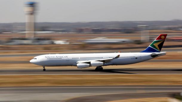 جنوبی افریقہ: قومی ائیر لائنز کی تمام پروازیں منسوخ