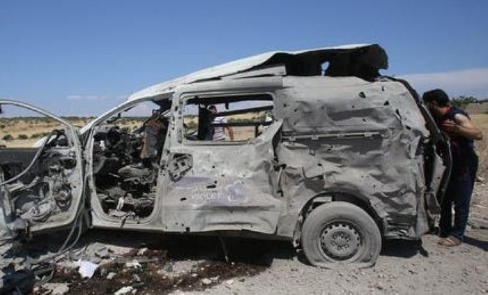 شام :شمالی شہر پر فضائی حملے میں10افراد ہلاک