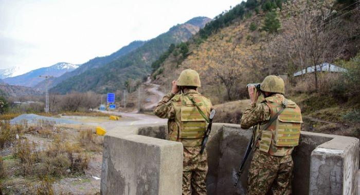 بھارتی فوج کی ایل او سی پر بلااشتعال فائرنگ، سپاہی امتیاز علی شہید