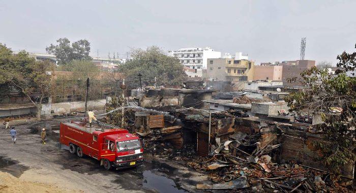 نئی دہلی: ایک اور مسجد شہید