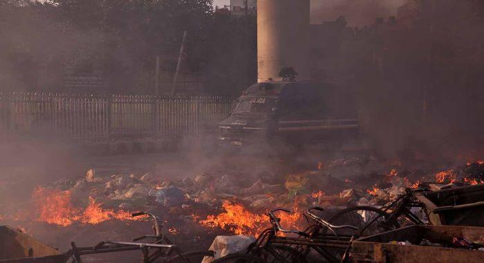 نئی دہلی:پر تشدد جھڑپوں سے ہلاکتوں کی تعداد38 ہوگئی،او آئی سی کی مذمت