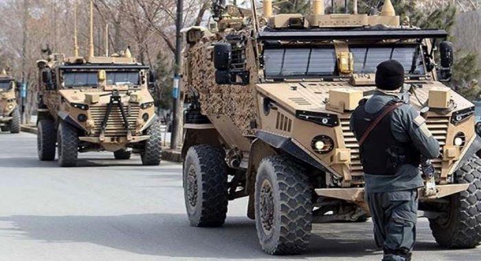 ہرات: کانوائی پر حملہ، 11 ٹینک تباہ، پولیس چیف سمیت 32 ہلاکتیں