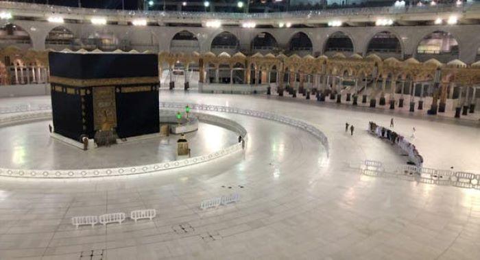 مسجدالحرام یومِ عرفہ اور عیدالاضحیٰ پر عبادت گزاروں کے لیے بند رہے گی
