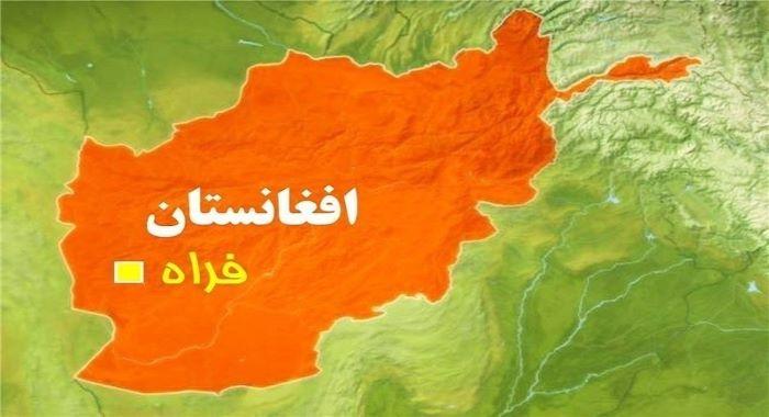 فراہ،کاروان و چوکیوں پر حملے، 22ہلاک،  3 ٹینک تباہ