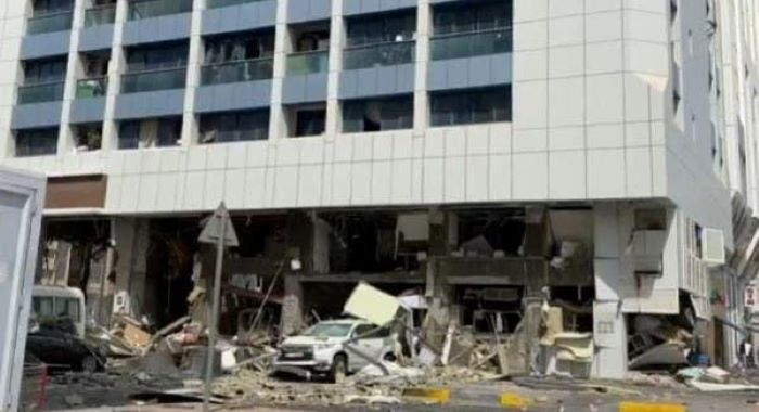 ابوظہبی : ریسٹورنٹس میں گیس سلنڈر پھٹنے سے دھماکا، دو افراد ہلاک ، متعدد زخمی