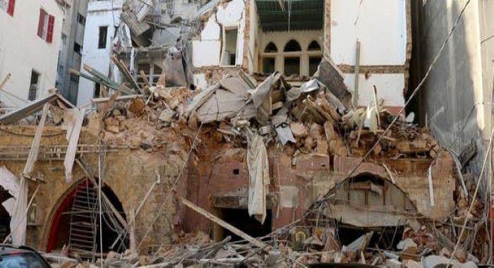 بیروت دھماکے سے 3 سے 5 ارب ڈالرکانقصان، 3 لاکھ افراد بے گھر:گورنر بیروت