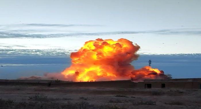 گردیز : طالبان کا کمانڈو مرکز کے ہیڈکوارٹر پر فدائی حملہ