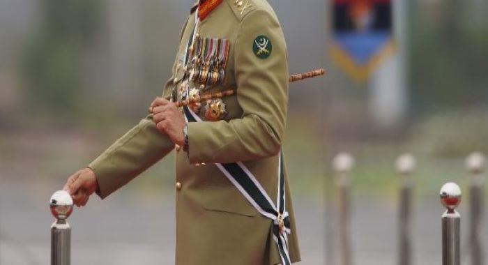 جنرل قمر جاوید باجوہ دو روزہ دورے پر کراچی پہنچ گئے