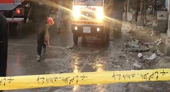 کوئٹہ میں دھماکے میں 4 شہری جاں بحق ہو گئے اور12 زخمی