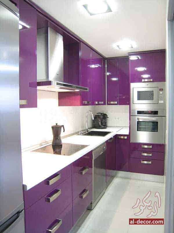 مطبخ صغير و حديث