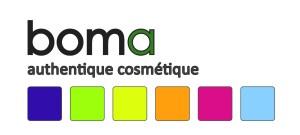 Logo BOMA - authentique cosmétique