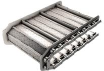 Tapis métallique convoyeur - Convoyeurs à copeaux