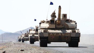 Photo of اليمن : قوات عسكرية سعودية ضخمه تنتشر في محيط قصر معاشيق في عدن والسبب ..