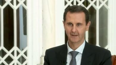 Photo of الأسد: غزو ترامب لسوريا يشبه غزو هتلر للاتحاد السوفيتي لأن هدفه النفط