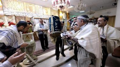 Iran Asbahan yahudileri kıyafettleri