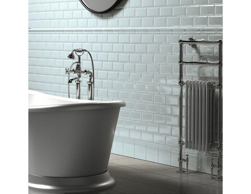 metro ckl coal grey 7 5cm x 15cm wall tile