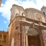 The baroque cathedral city of Trapani in Sicily - Italy