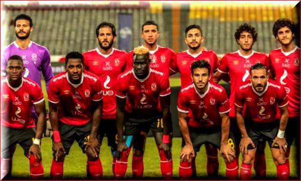 الأهلي يحتفل بلقب الدوري العام رقم 42 أمام مصر للمقاسة