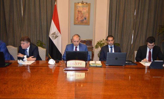 عقد اجتماع افتراضي بين مسئولين من وزارات خارجية الدول الأربع لبحث الوضع السوري - وزارة الخارجية المصرية