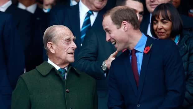 الأمير وليام يشيد بالأمير فيليب: `` سأفتقد جدي ''
