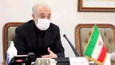 المدير النووي الإيراني يقول إن تخصيب اليورانيوم بنسبة 60٪ بدأ في موقع نطنز