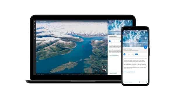 يضيف برنامج Google Earth فيديو بفاصل زمني لتصوير تغير المناخ