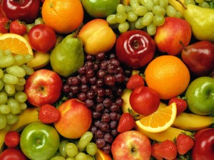 الفواكه الغنية بالالياف