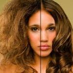 وصفة لترطيب الشعر الجاف للدكتور عماد ميزاب
