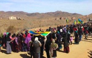 النضال الأمازيغي المأجور