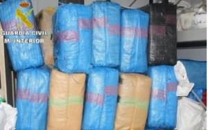 حجز ازيد من ثلاثة أطنان من المخدرات بمضيق جبل طارق قادمة من المغرب