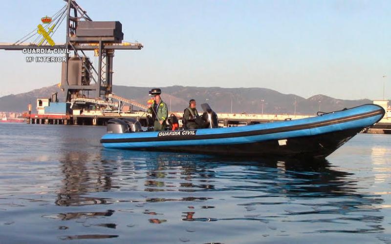 تورط شركة مغربية / اسبانية معروفة في شبكة دولية لتهريب المخدرات من المغرب الى اسبانيا بواسطة قوارب الصيد تم تفكيكها نهاية الأسبوع الماضي
